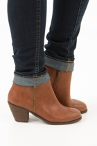 Hitachi Ankle Boot
