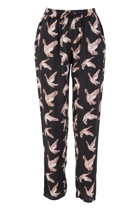 Skye Birds Slouch Pants