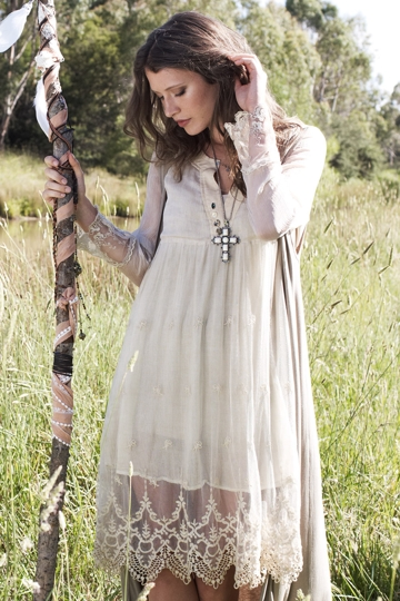 Boho Clothing Au boho bird Had Me At Hello Lace