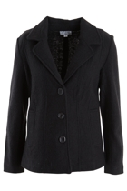 Adele Boiled Wool Jacket