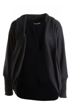 Bleeker Street Fleece Cardi