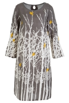 Robbie Shift Dress Birdforest