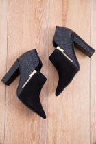 Avelyn Suede Ankle Boot