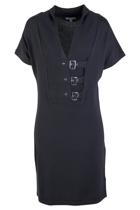 Yarra Trail Buckle Knit Dress