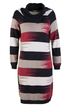 Yarra Trail Patterned Knit Dress