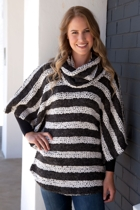 Chicago Stripe Knit Set