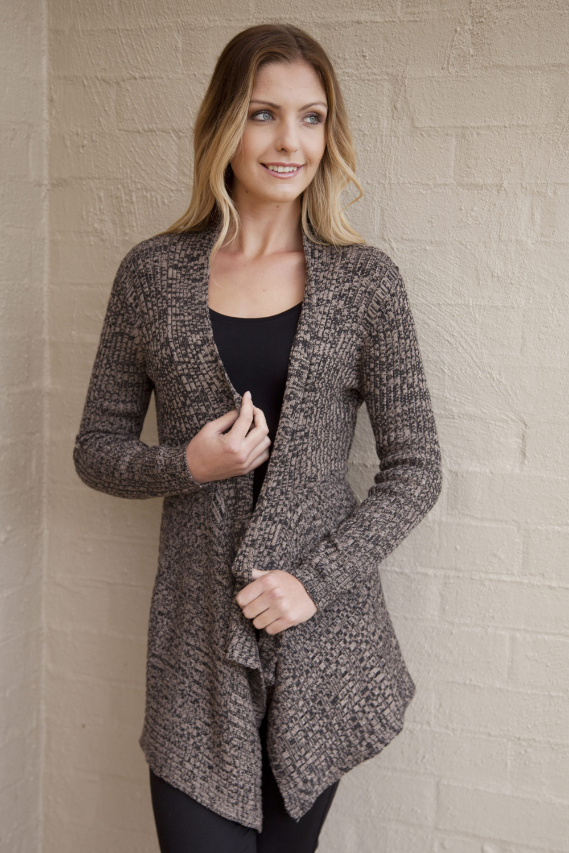 Threadz Zara Knit Cardi