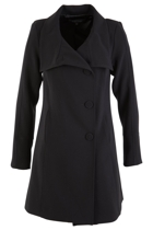 Jaffa Asymmetrical Coat