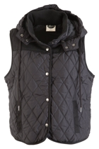 Goliath Hooded Vest