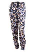 Liquid Leopard Pants