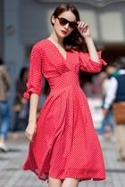 Elise Madoka Dress