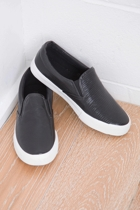 Breton Slip On Shoe