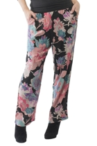 Floral Printed Pocket Pant