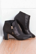 Elurid Leather Boot