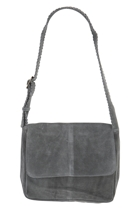 Suede & Leather Boho Bag