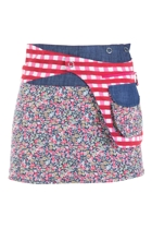 Short Reversible Rosanna Skirt