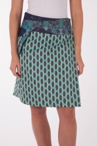 Long Reversible Rosanna Skirt