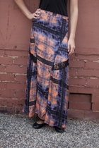 Siren Call Maxi Skirt