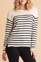 Living Doll French Stripe Knit