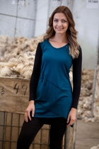 Merino Tunic Dress