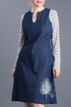 2 Trees Denim Tunic