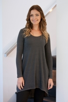 Up Down Hem Dress