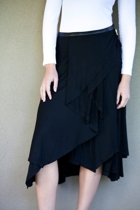 Swing Layer Skirt