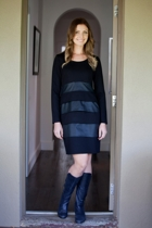 Layered Panelled Dress