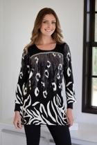Wilderness Knit Tunic