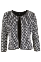 Cobblestone Crop Jacket
