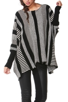 Connie Stripe Knit