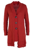 Sahara Shawl Longline Wool Coat