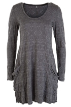 Sahara Pocket Wool Tunic