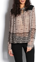 Wish Wanderlust Blouse