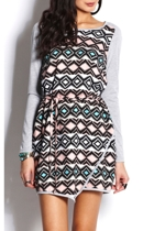 Wish Ikat Dress