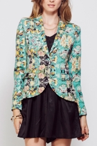 Water Lillies Jacket