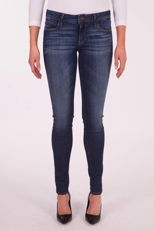 Mavi Alexa Mid Rise Super Skinny Reform Jean