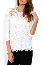Wish Cornelli Blouse