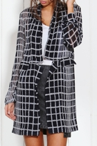 Grid Lock Blazer