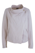 Soft Washed Linen Jacket