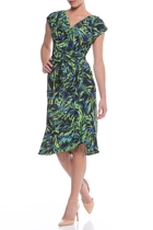 Mara dress hero  green leaves  small2