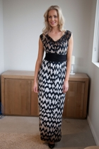 Sacha Drake Ola Reversible Maxi Dress