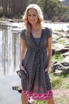 Amber Cotton Dress