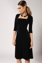 Olivia 3 4 sleeve dress small2