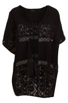 Wish adore kimono  black3 small2