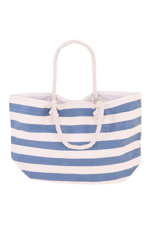 Annabel Trends Stripe Tote Bag