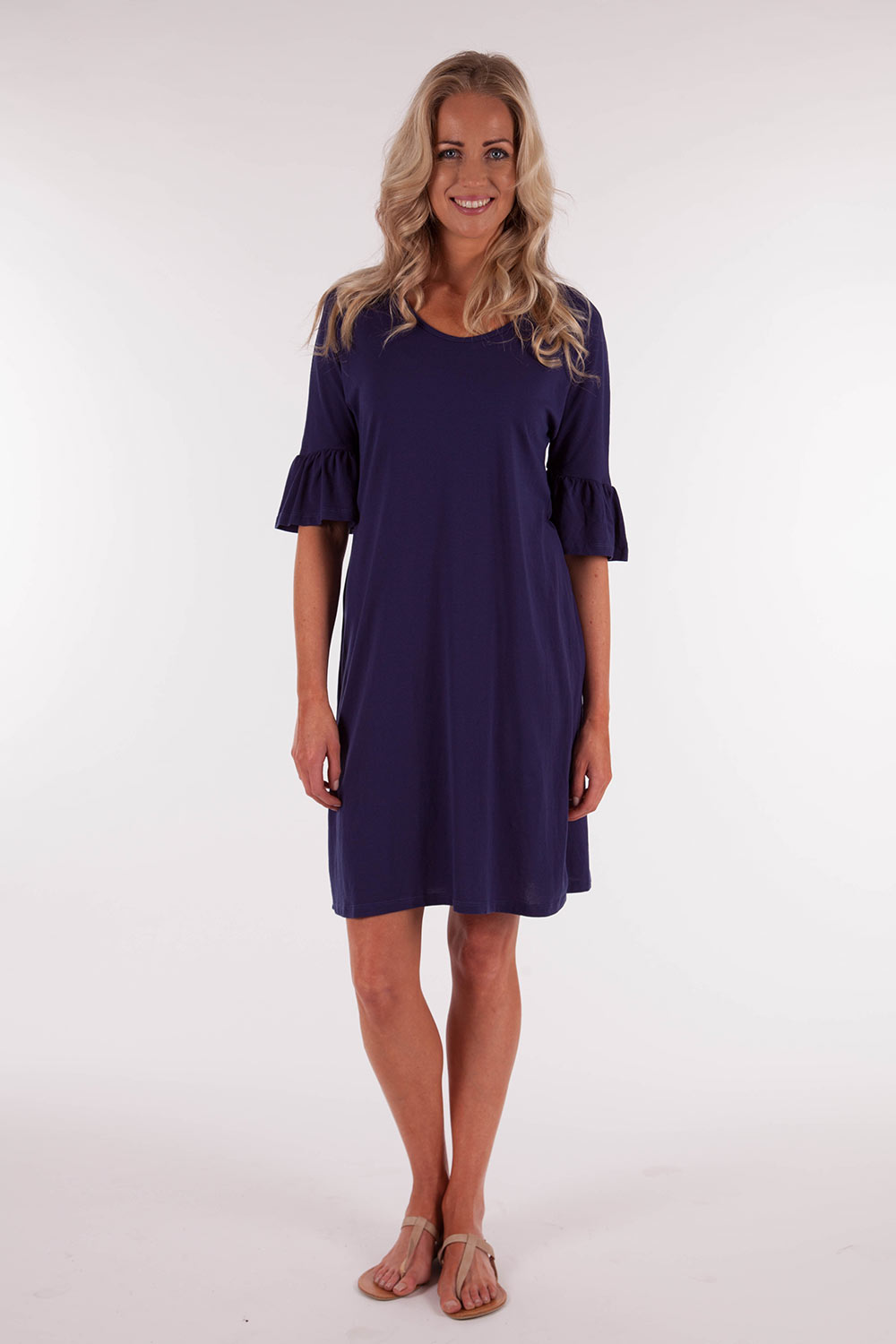 Metalicus Estelle Belle Sleeve Dress