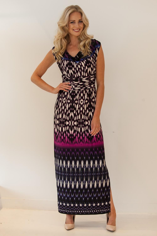 Sacha Drake Olenna Maxi Dress