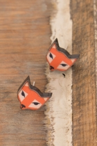 Animal studs fox small2