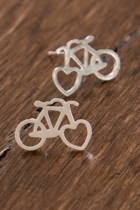 Bicycle studs silver small2